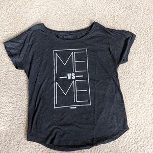 Ladies Reebok t-shirt
